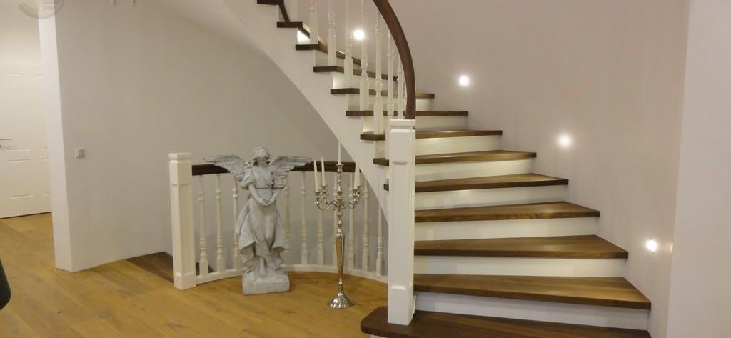 belegte beton treppen treppenbau zimmerei schoot. Black Bedroom Furniture Sets. Home Design Ideas